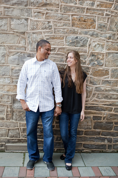 Jennifer and Tony Engagement