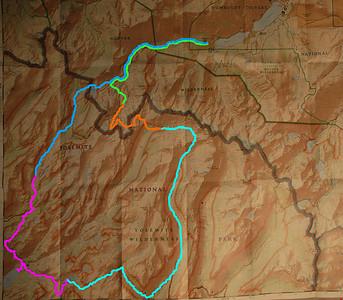 Matterhorn/Kerrick Canyon Loop