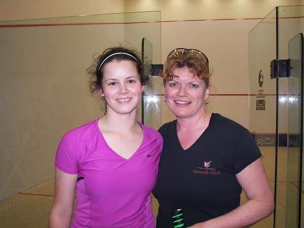2012 Cedar Hill Squash Club Championships