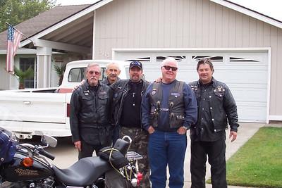 Aldo's Visit - Nov. '06