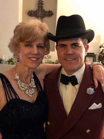 Deb's Christmas Party 2018