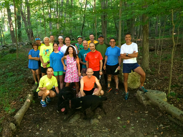 Aug 24th, 2014 - Zofnass Preserve Pound Ridge NY