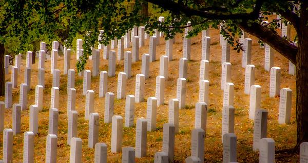 Arlington National Cemetery - Oct 2019