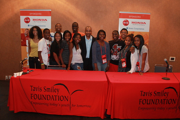 Tavis Smiley Foundation Youth to Leaders Conference 2011 - The Relationship Coach 7-23-2011