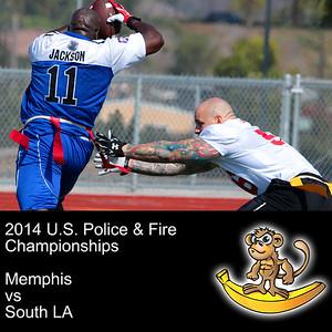 Memphis VS South LA