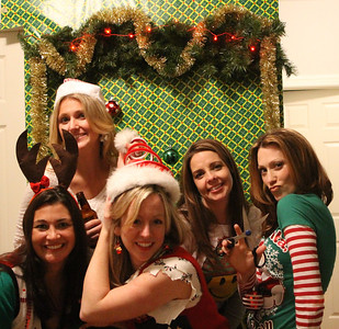 Dec2012 Ugly Sweater