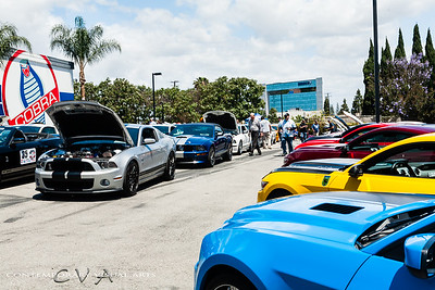 Carroll Shelby Tribute 2016