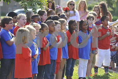9/11/15 9-11 Anniversary at Jack Elementary by Andrew D. Brosig