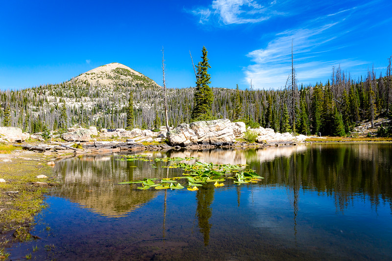 Island Lake Hike - September 2020