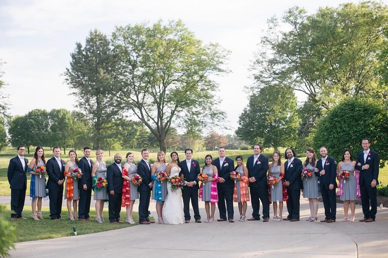 LeCapeWeddings Chicago Photographer - Renu and Ryan - Hilton Oakbrook Hills Indian Wedding -  852.jpg