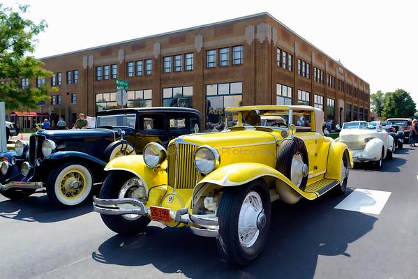 Auburn, Cord, Duesenberg Classics