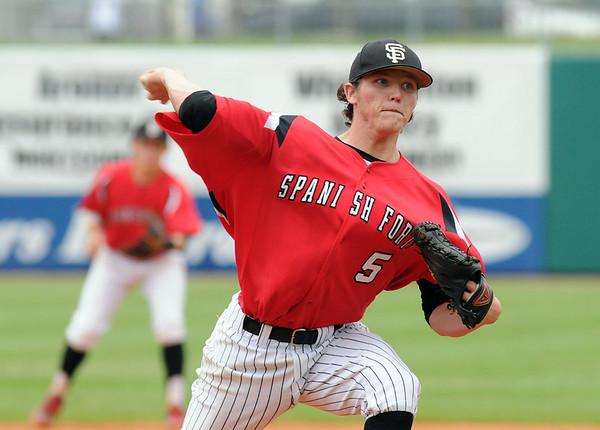 5A State Baseball - May 18, 2013