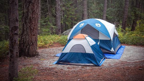Camping Lake Wenatchee