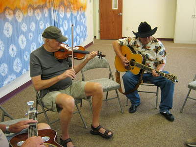 Picking in the Heartland - 7 22 2011