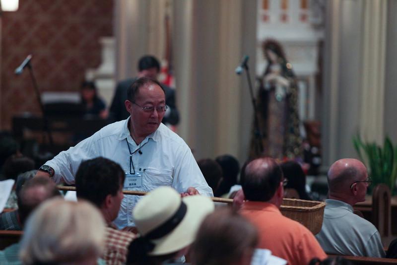 Familiar faces in attendance: Harry Lau