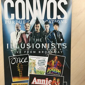The Illusionists - April 27, 2016