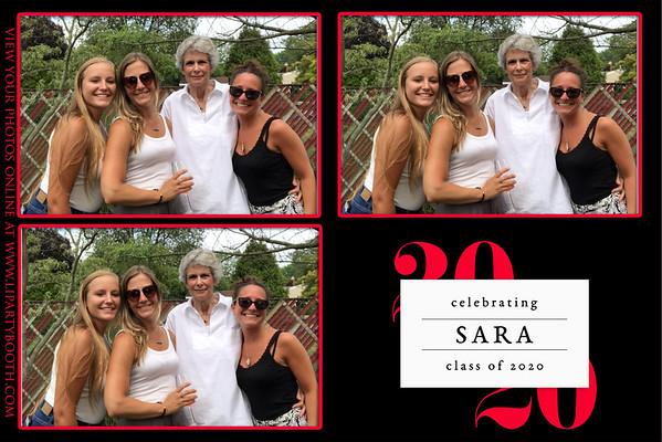 Sara's Grad Party