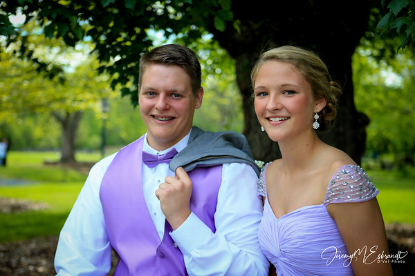 Cody and Emma - Prom 2015 - 05-03-2015
