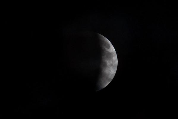 Lunar Eclipse/ Blood Moon