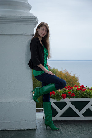 Grand Hotel Senior High School Photography Mackinac Island, Northern Michigan destination location
