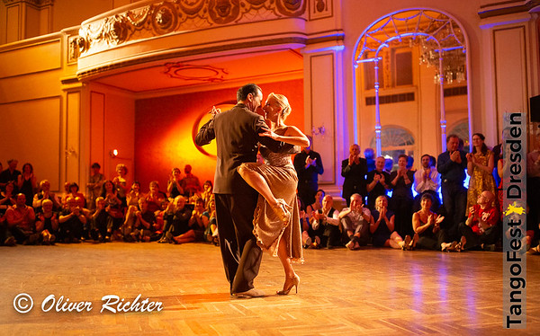 Tangofest Dresden 2019 - Patricia & Matteo