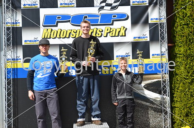 ProAm Rental Cart Racing Series - Apr 25, 2015