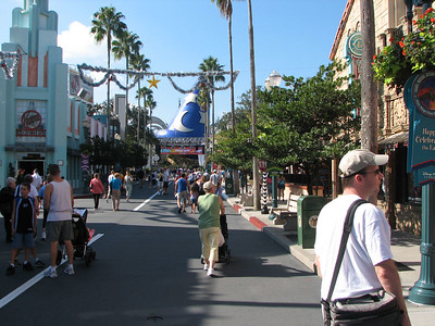 Wednesday at Disney World