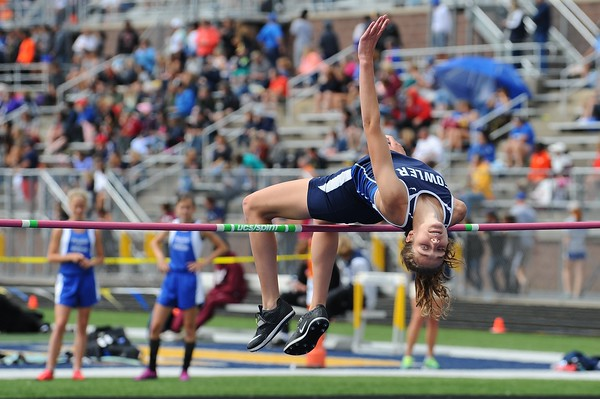 D4 Girls' High Jump - 2018 MHSAA LP T&F Finals