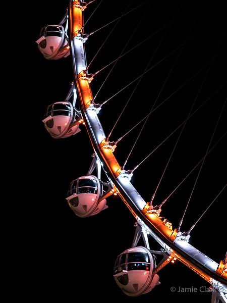 High Roller. Linq, Las Vegas