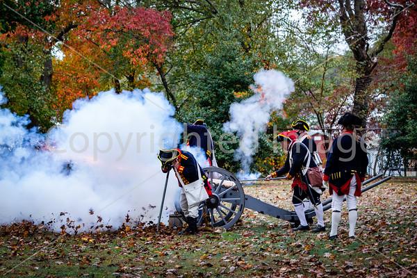 18th Century Field Day - 2020- Red Bank Battlefield - Fort Mercer