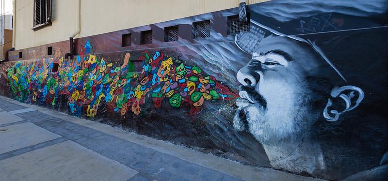 2014 Part 2 Valparaiso Street Art