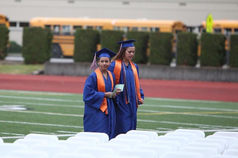 2014 AMHS Graduation