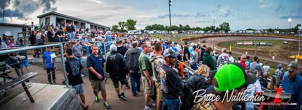 USA NATIONALS, SATURDAY, Cedar Lake Speedway, August 5th, 2017