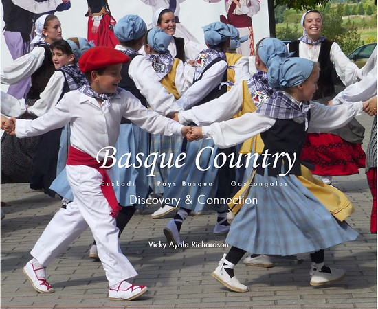 Basque Country, Discovery & Connection Book