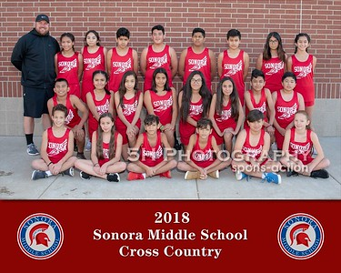 Sonora Cross Country