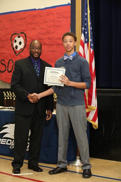 RCS 2015 HS Fall Sports Awards