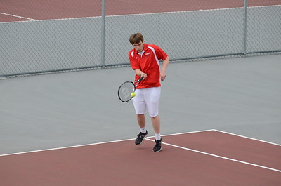 Boys Tennis vs IHC 4-30-13