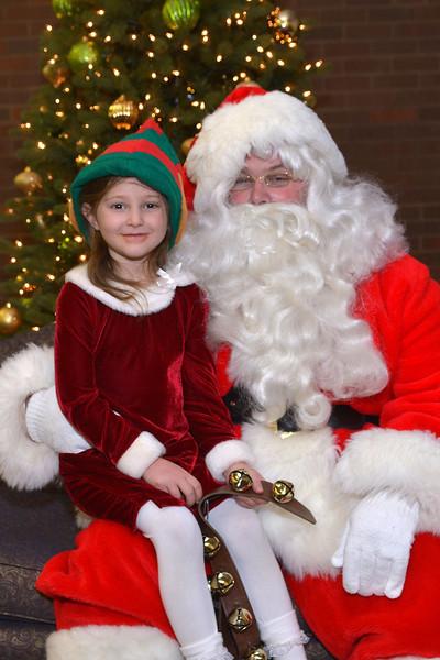 Santa Photos-Dec. 2013