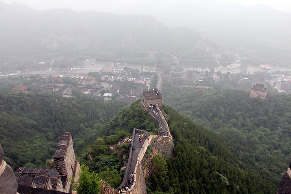 Great Wall of China - 22 June 2012
