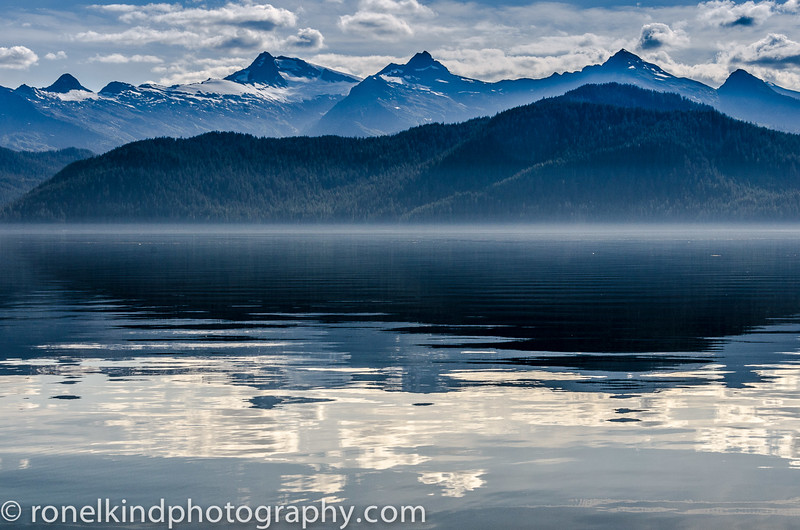 Alaska's Inland passage.