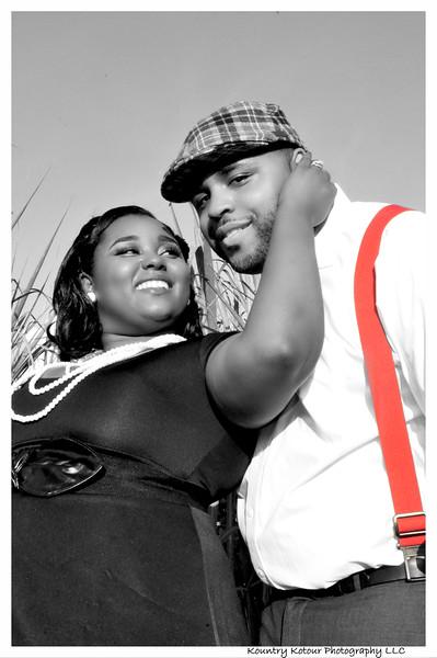 Mr. & Mrs Wheeler.. A Love So  Strong!!