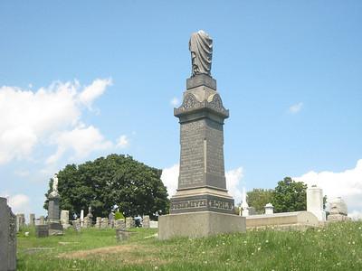 Lutheran Cemetery, Aug. 5, 2008