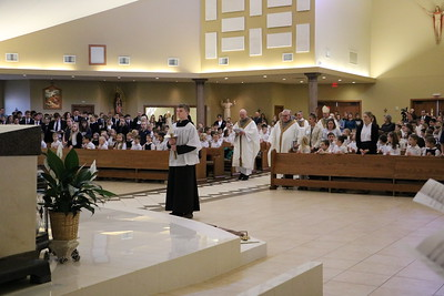 Catholic Schools Week Mass 2017