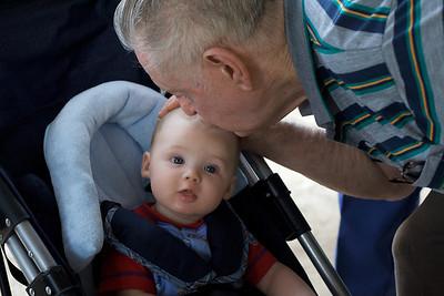 August Grandparent Visit