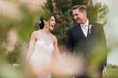 Leah + Jonathan's Wedding Day