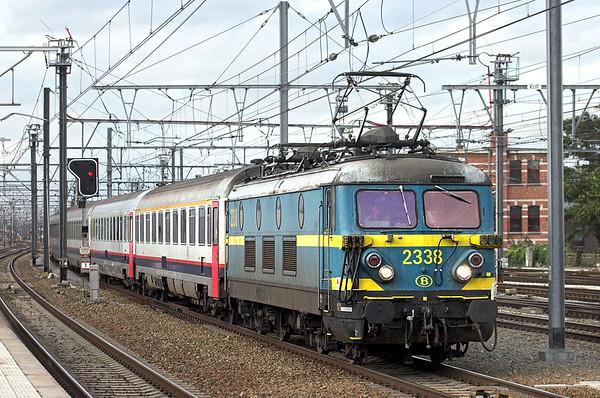 SNCB/NMBS Société Nationale des Chemins de fer Belges