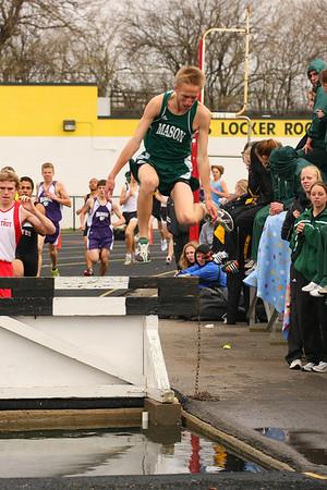 2009-03-28 Elk Relays Boys Running Steeplechase
