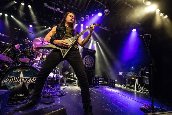 Arch Enemy, Kreator and Huntress November 6th, 2014