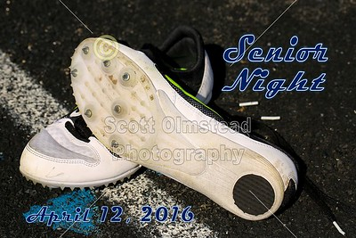 2016 Senior Night (04-12-16)