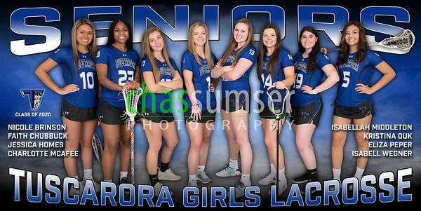 2020 Tuscarora Girls Lacrosse